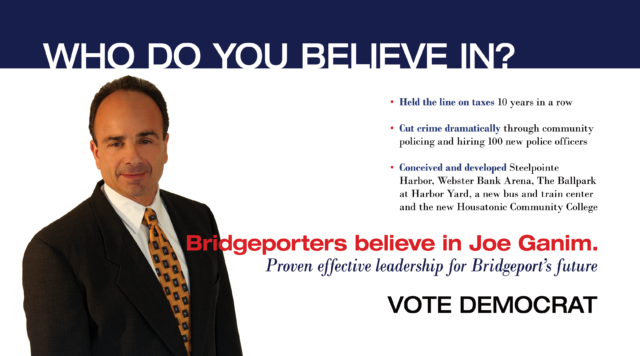 political campaign direct mail Joe Ganim