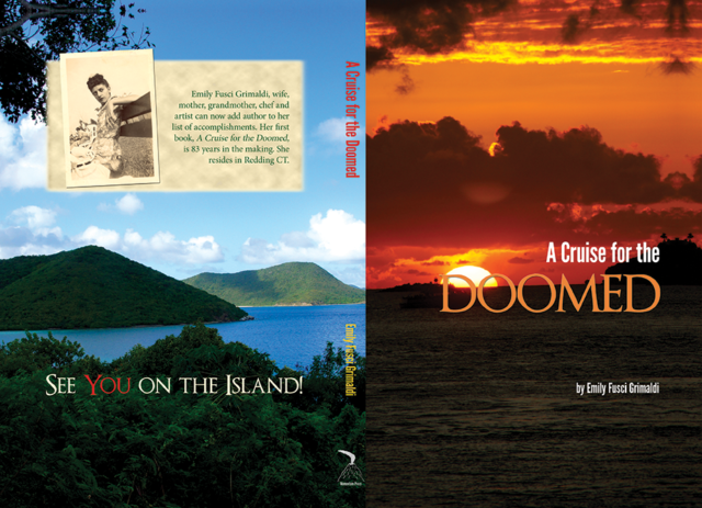 book cover production