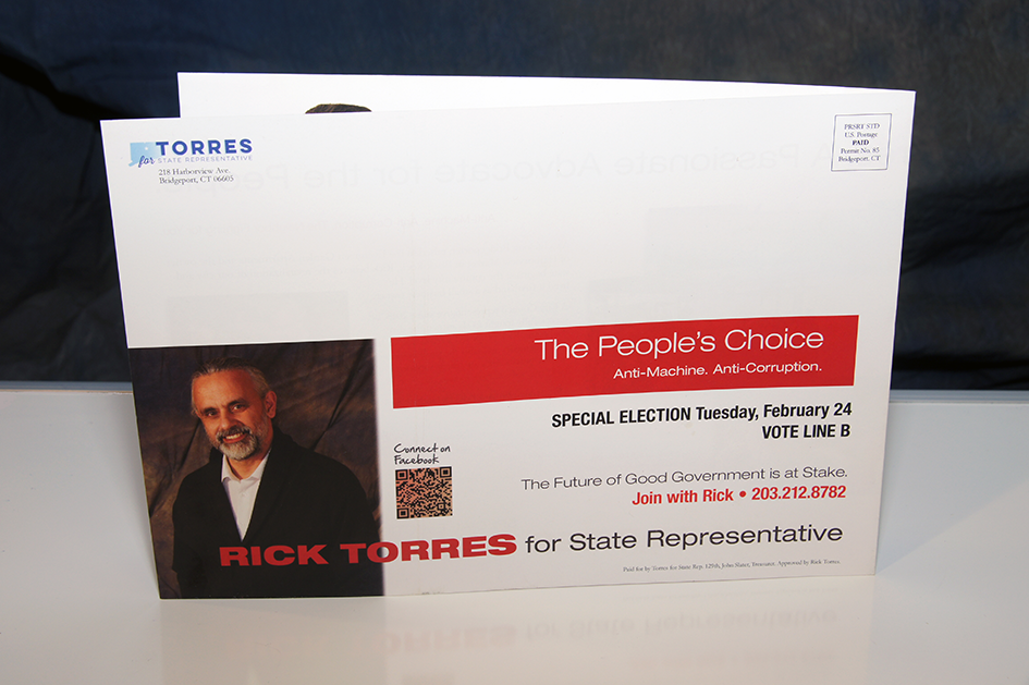 political campaign direct mail